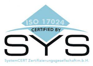 WIR SIND PRÜFSTELLE Wir zertifizieren in Österreich, Deutschland und der Schweiz